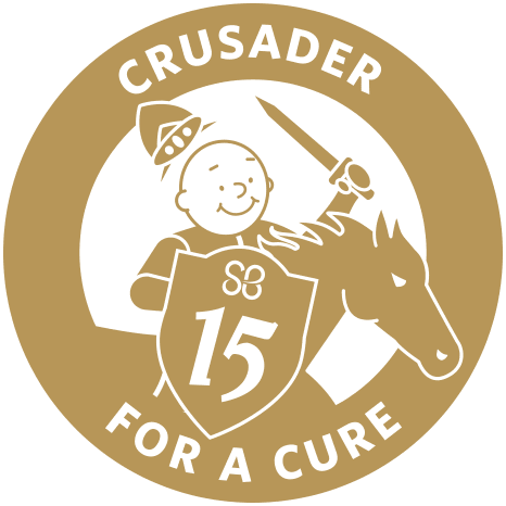 League Badge Crusader