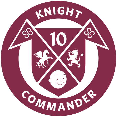 knight_commander League Status Badge