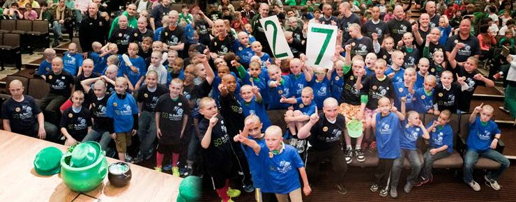 $27 Million Raised for Childhood Cancer Research