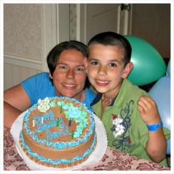 David-8th-birthday-cake