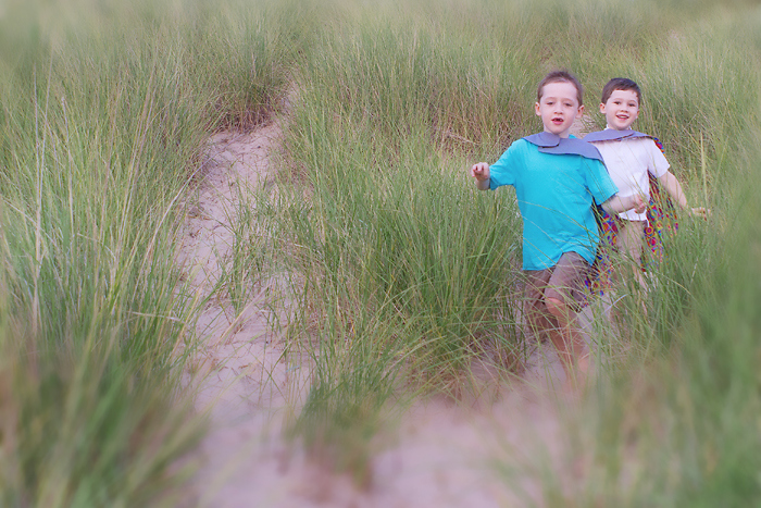 luke-and-brother-running-in-the-grass