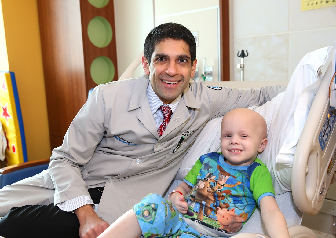 Chase and Dr. Rishi Lulla