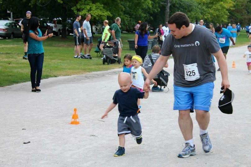 Chase running