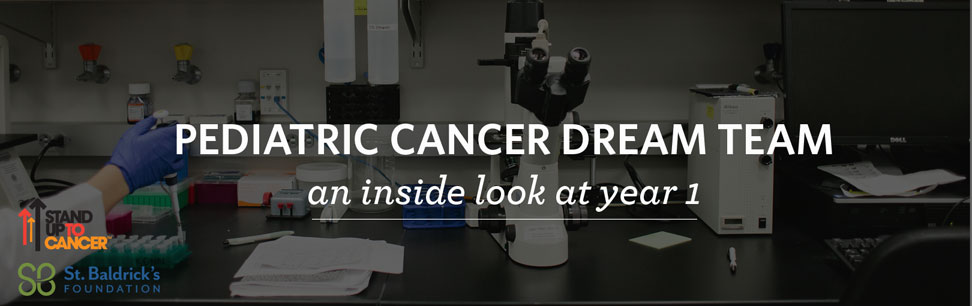 Pediatric Cancer Dream Team