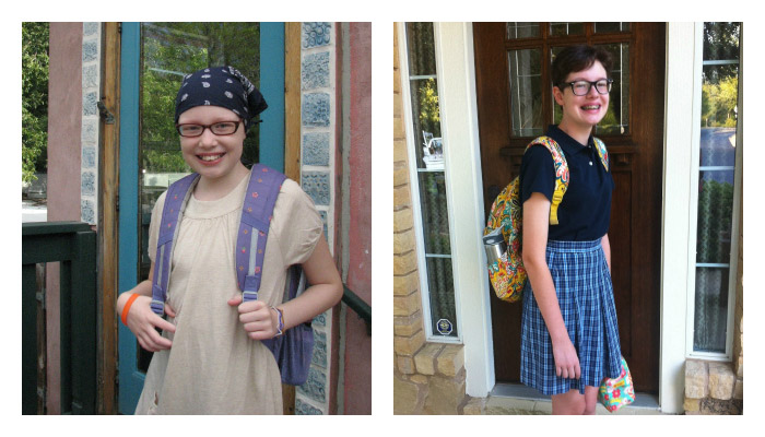 Georgia going to school in 2010 and 2014