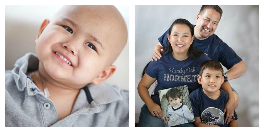 St. Baldrick's Foundation Alan Ambassador Childhood Cancer