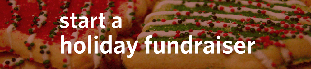 Start a holiday fundraiser for childhood cancer research