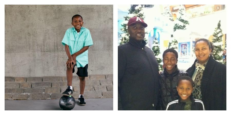 St. Baldrick's Foundation Harlem Ambassador Childhood Cancer