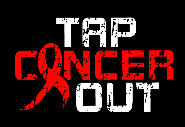 Tap Cancer Out logo