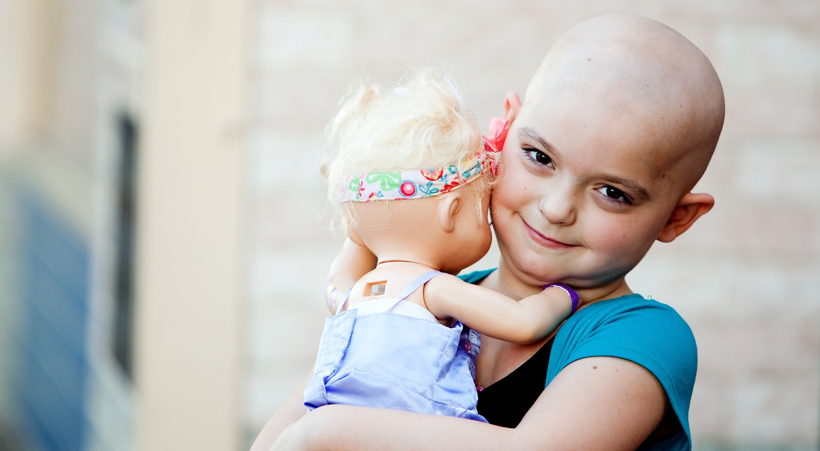 Help kids with cancer with the St. Baldrick's Foundation