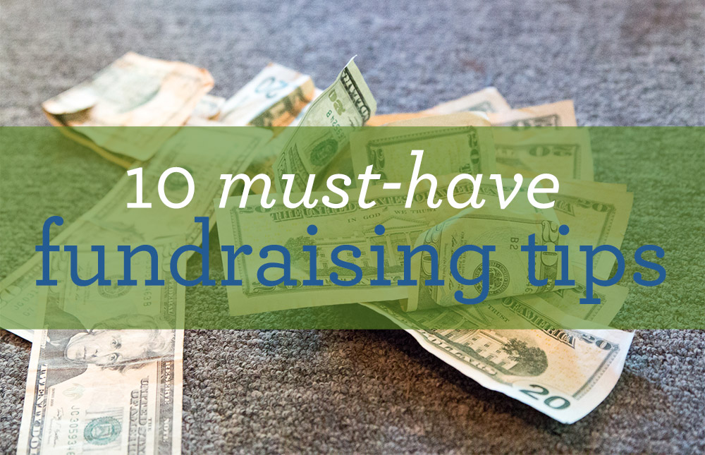 10 fundraising tips to help kids with cancer