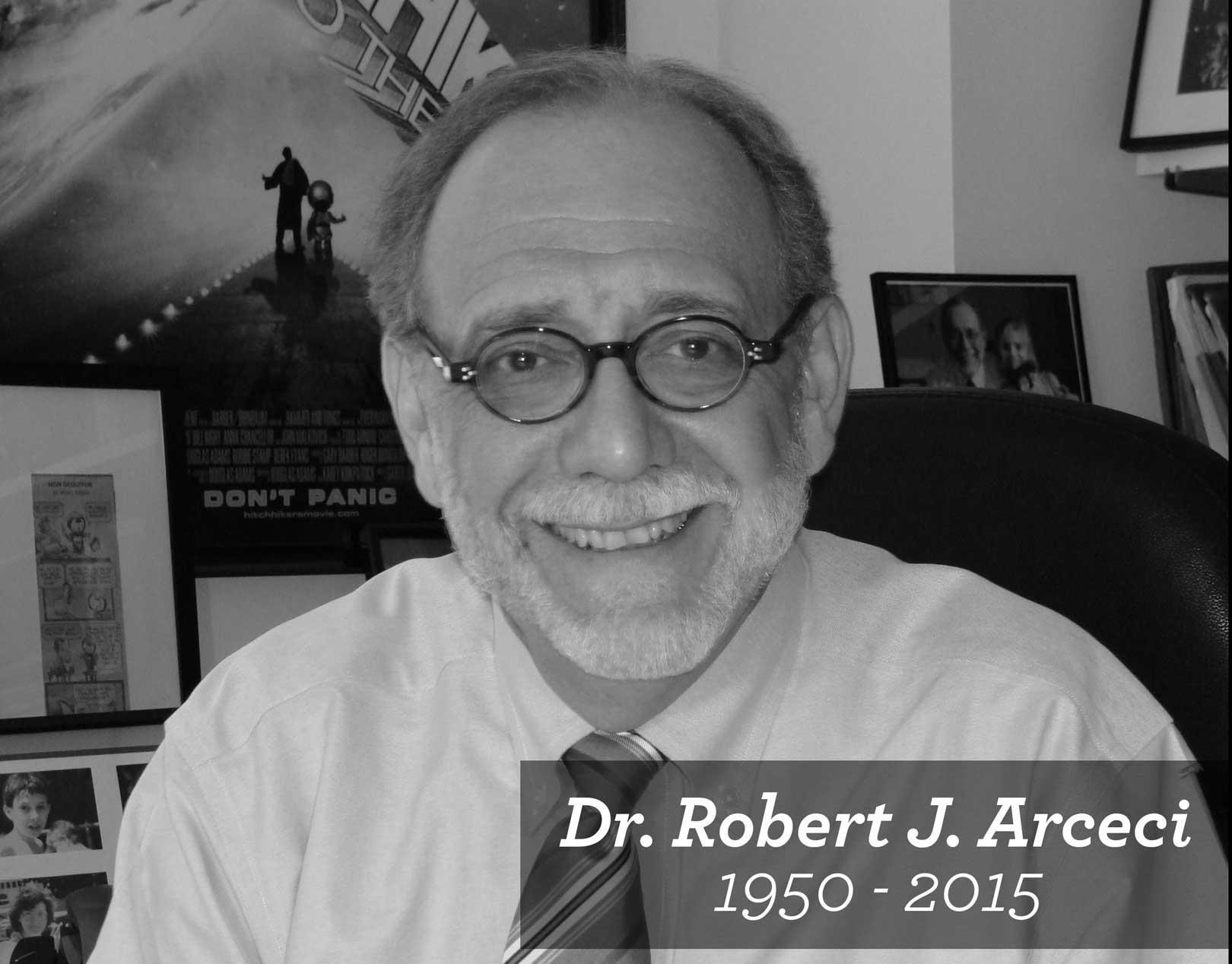 Dr. Robert Arceci