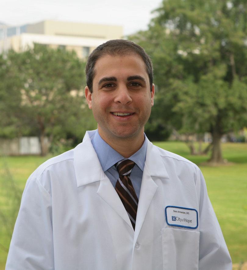 Dr. Saro Armenian