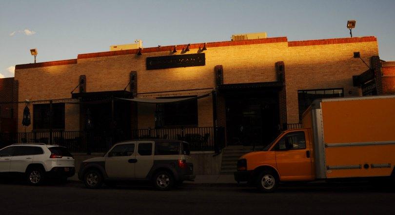 The exterior of Casselman's Bar