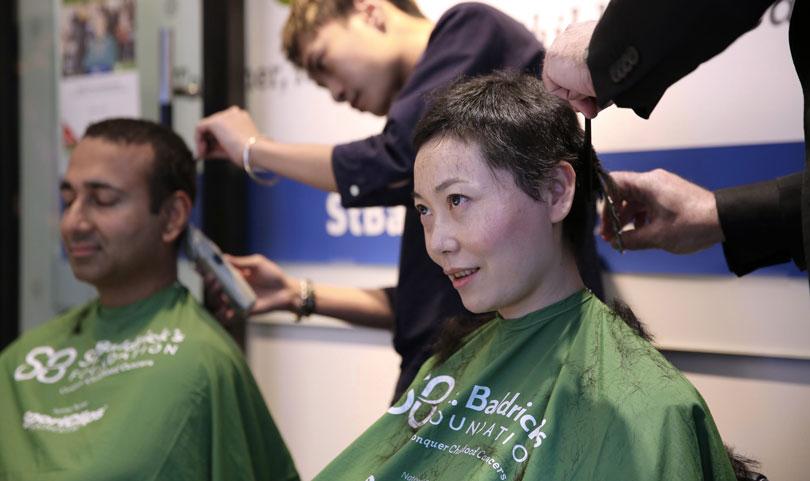 Markit shavees in Hong Kong