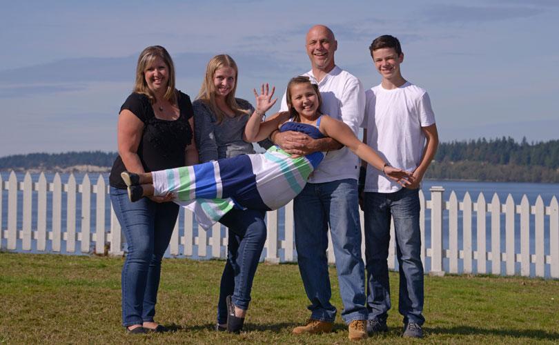 ambassador alyssa and her family
