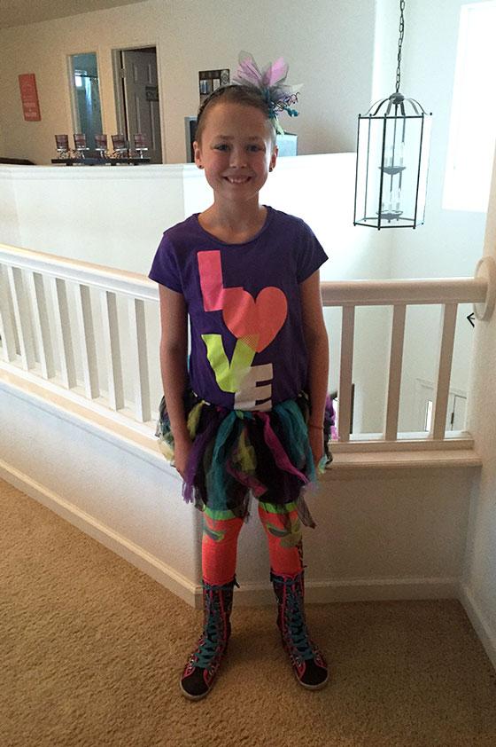 Cheyenne birthday outfit
