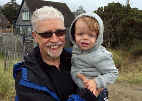 Ezra and Gary together