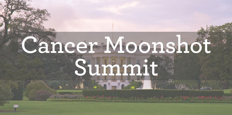 Cancer Moonshot Summit in Washington, D.C.