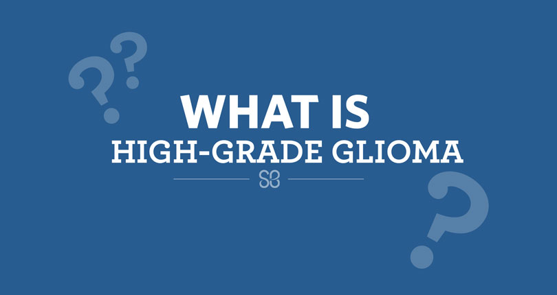what is high-grade glioma