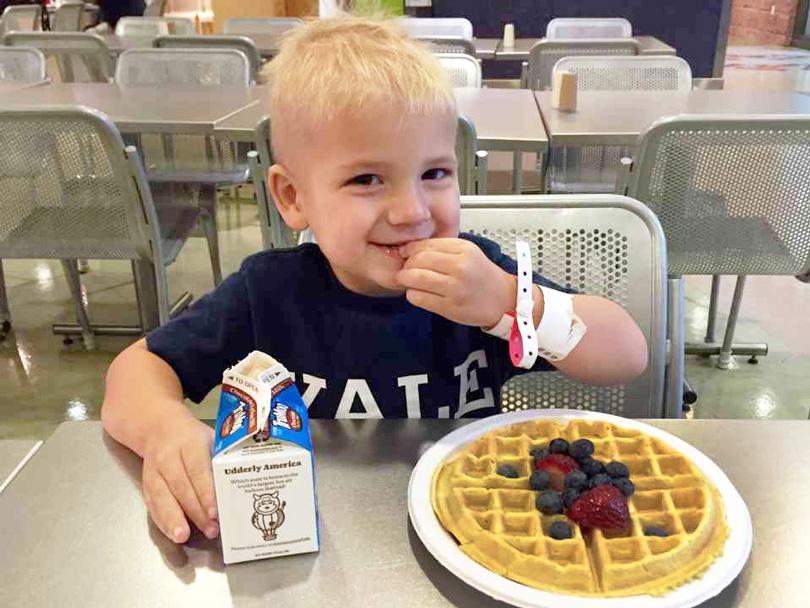 Rex hospital breakfast