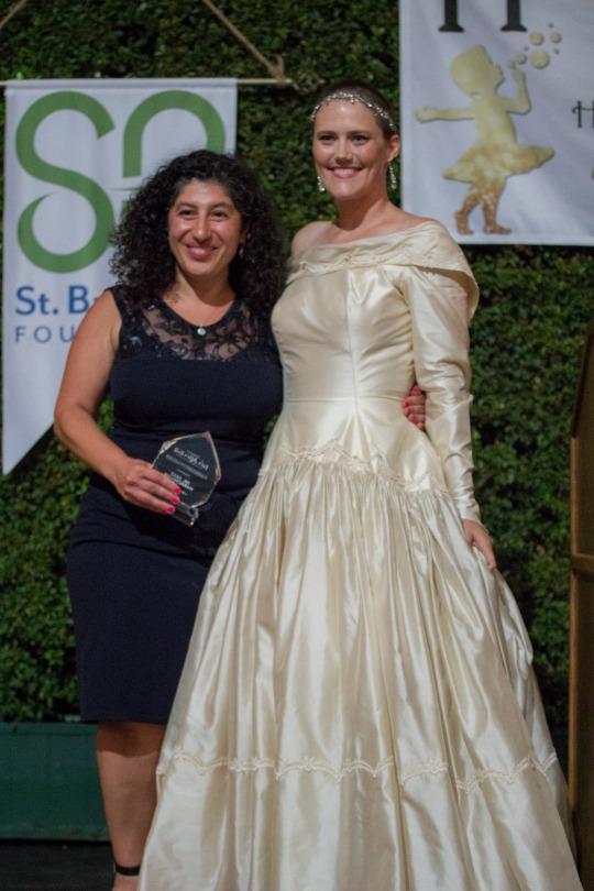 Dr. Araz Marachelian and Lauren