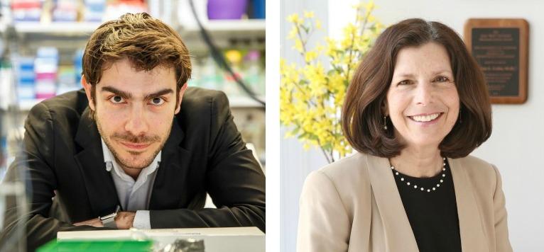 Dr. Susan Cohn and Dr. Panagiotis Ntziachristos