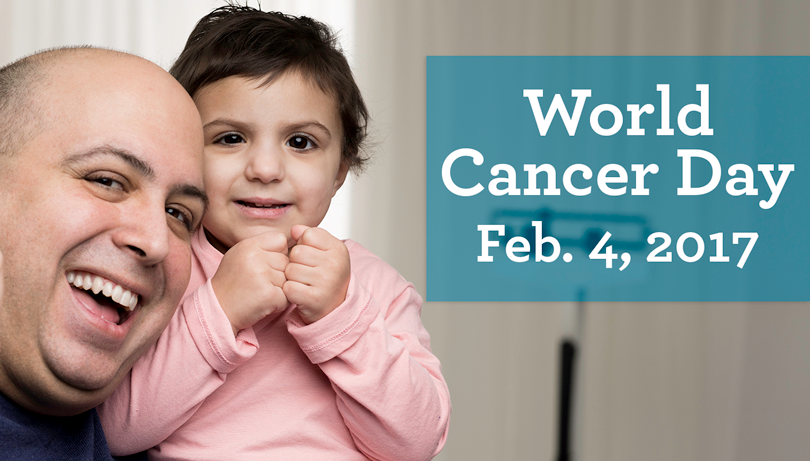 Help kids with cancer on World Cancer Day