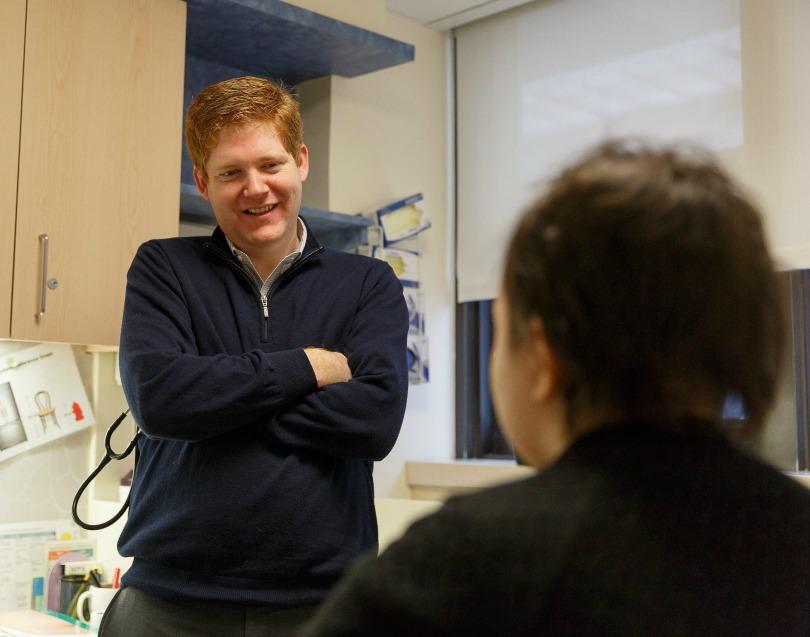 Dr. Kevin Curran