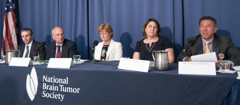 Defeat Pediatric Brain Tumors Research Collaborative announcement