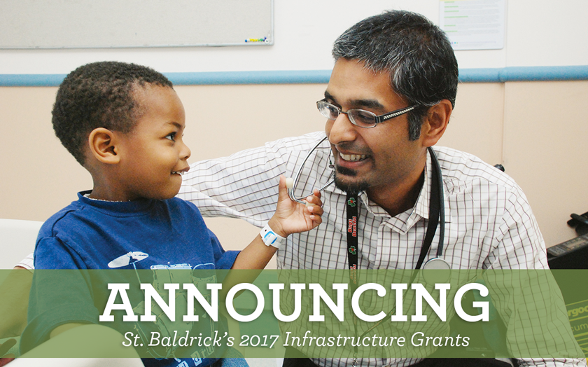 Announcing our 2017 Infrastructure Grants