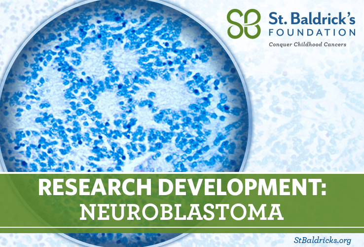 SBF research development neuroblastoma