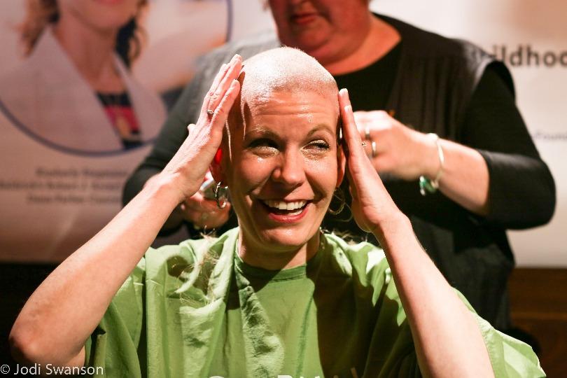 Corrine bald