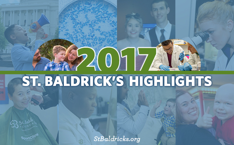 St. Baldrick's 2017 Highlights