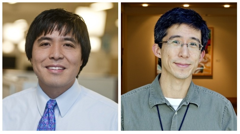 Drs. Jason Mendoza and Eric Chow