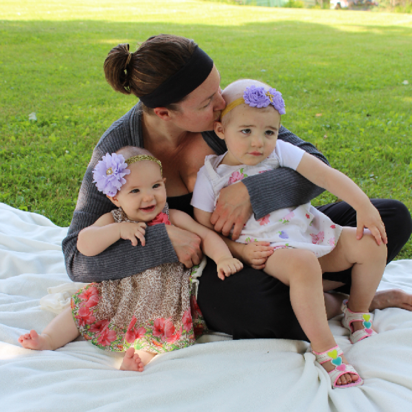 Leanne, Ava and Addalyn