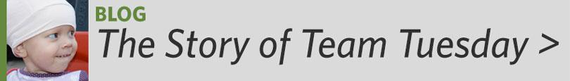 Team Tuesday blog banner