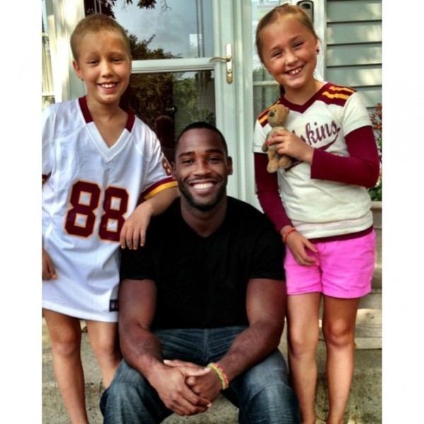 Pierre Garcon Before