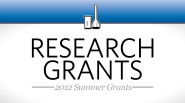 St. Baldrick's 2012 Summer Grants: Research Grants