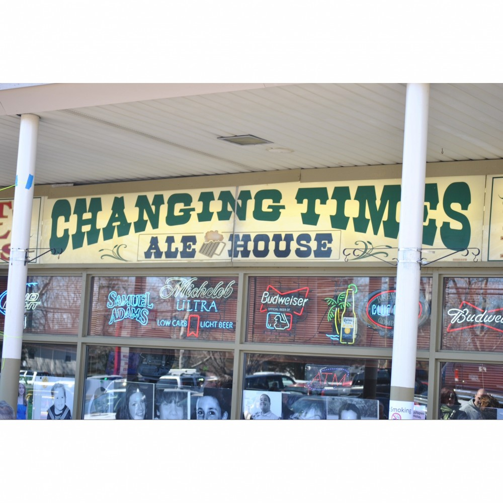 Changing Times Ale House A St Baldrick 39 S Event