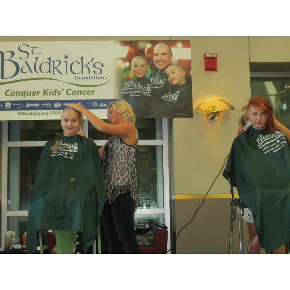 University Of Nebraska Medical Center A St Baldrick S Event