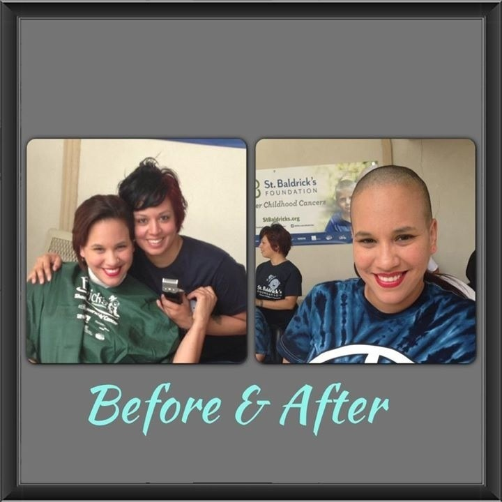 ... of Cosmetology Arts & Sciences, McAllen A St. Baldricks Event