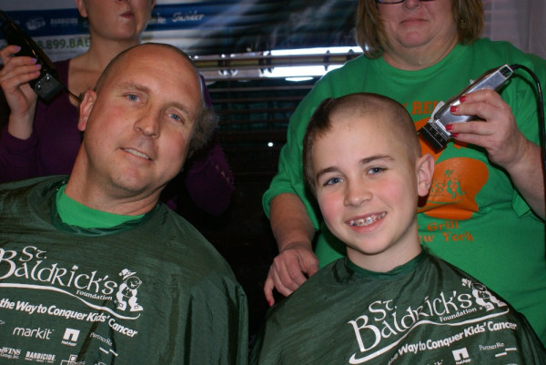 The Nutty Irishman Shave2save A St Baldrick S Event