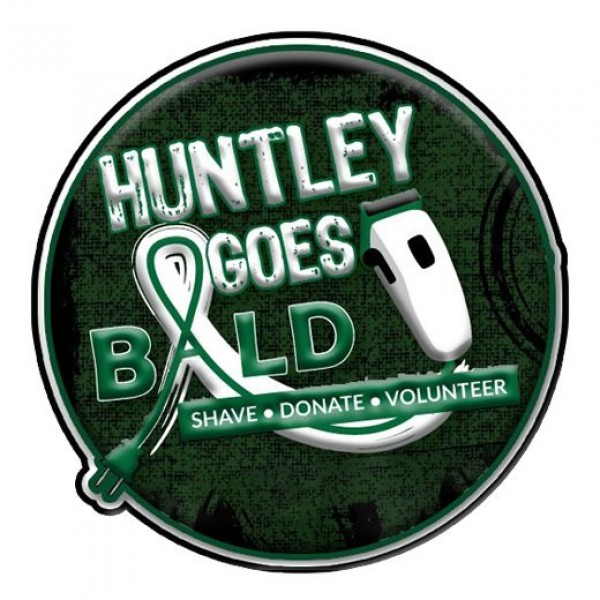 Huntley Goes Bald   A St  Baldrick's Event