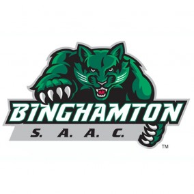 Binghamton University Events Center's Logo