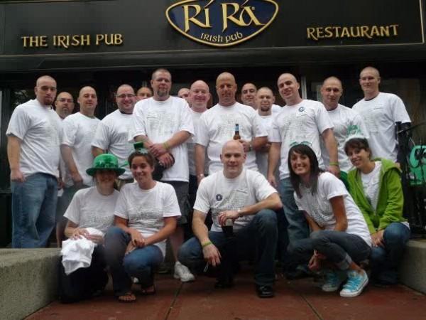 Ri ra irish pub a st baldrick 39 s event for 50 exchange terrace providence ri