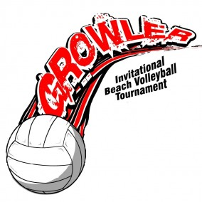 Growler Invitational Beach Volleyball Tournament (Springdale Area Recreation Club)'s Logo