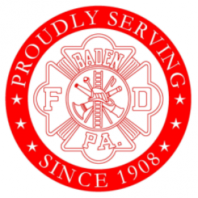 Baden Fire Department's Logo
