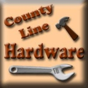 County Line Hardware's Logo