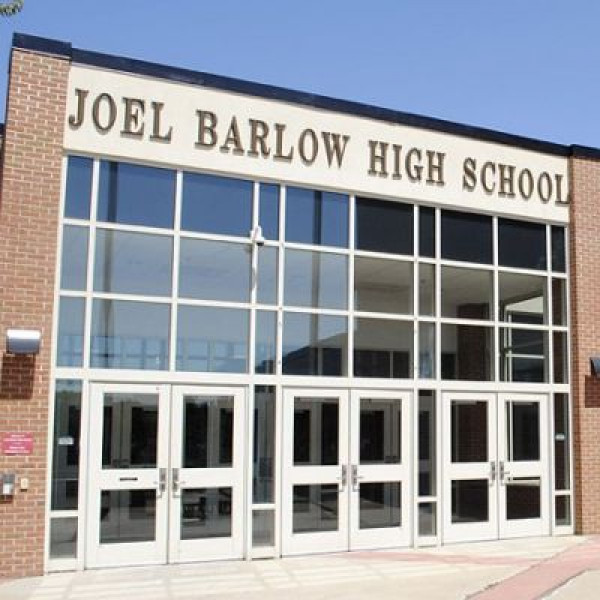 Joel Barlow High School   A St  Baldrick's Event